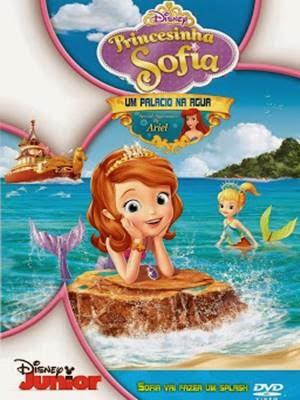 Download Princesinha Sofia Um Palácio na Água DVDRip Dublado Torrent