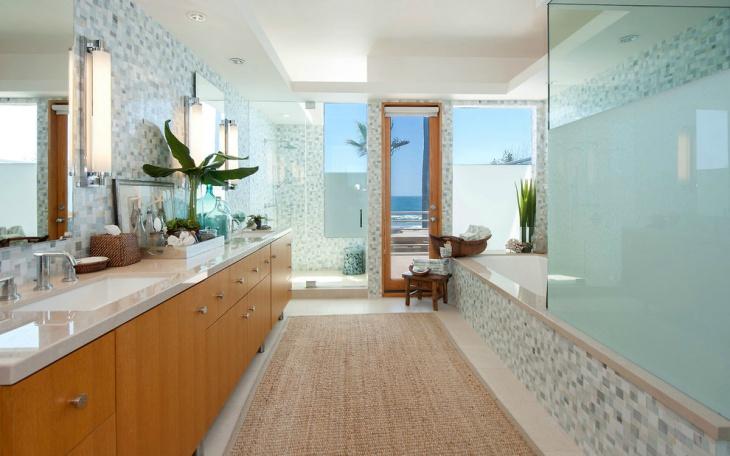 Beach inspired bathrooms
