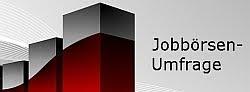 Große Umfrage zur Nutzung von Jobbörsen