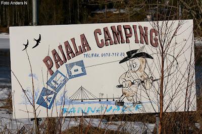 Pajala camping