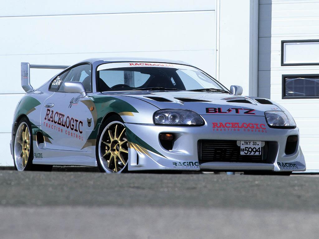 Toyota Supra ~ Auto Car