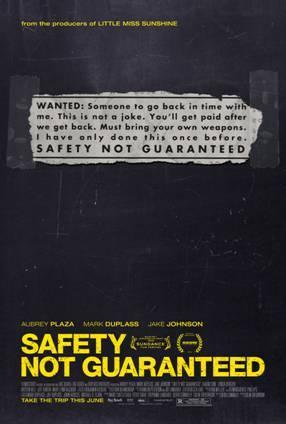 Safety Not Guaranteed 720p izle - Türkçe Altyazı izle