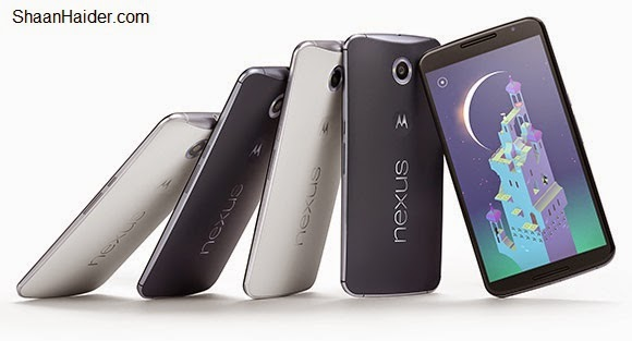 Google Nexus 6 - Full Specs and Features