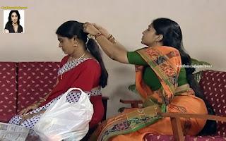 Sukanya Brindha das hot Saree Side boobs pics