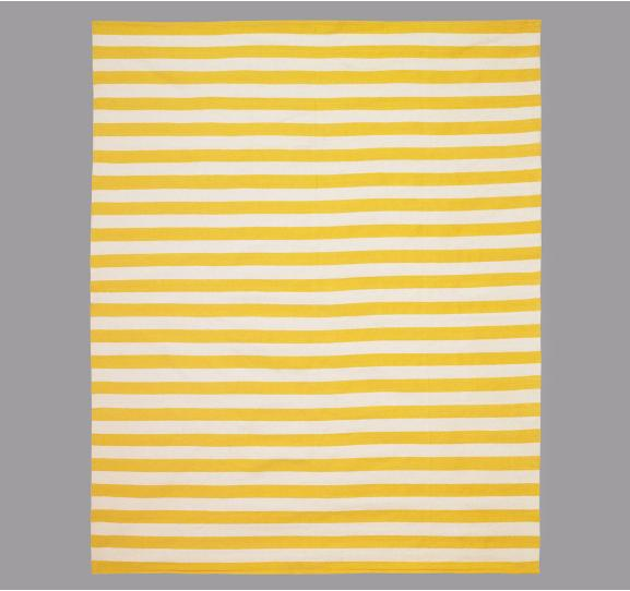 wallpapers name yellow and white striped rug yes please