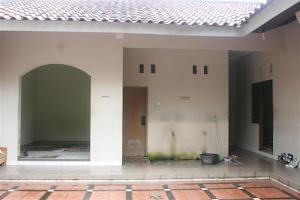 Mushola dan kamar mandi
