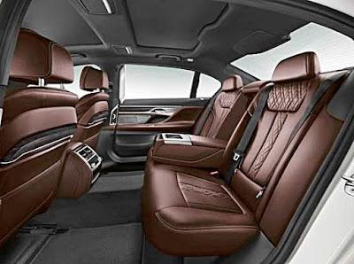 2016 BMW 7 Series Individual Review