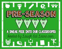 http://www.laugheatlearn.com/2014/08/pre-season-peek-into-my-classroom-linky.html
