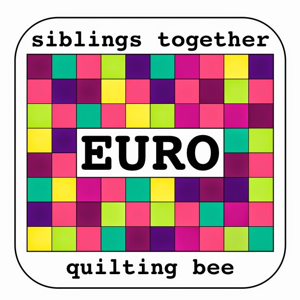 Euro Siblings Together Bee: Proud member