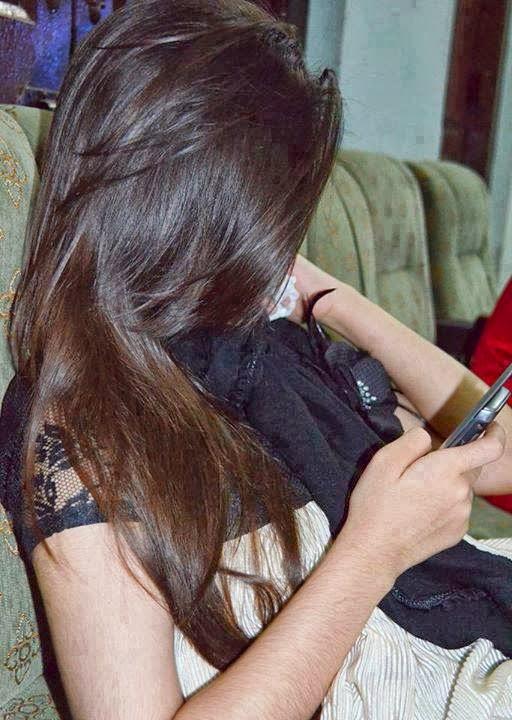 photo of girls for facebook hiding face № 15346