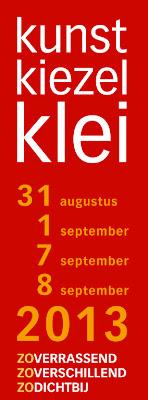 Kunst Kiezel en Klei route 2013