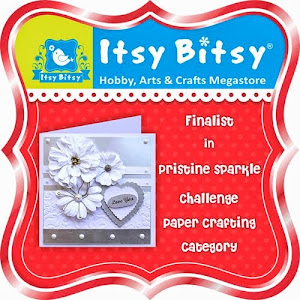 Finalist - Pristine Sparkle Challenge