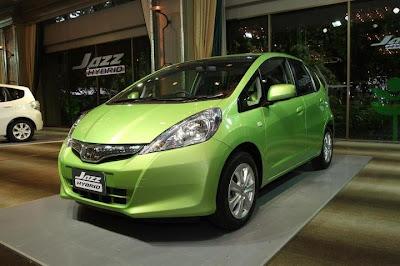 Honda Jazz Hybrid 2013-2014 ตารางราคา-ผ่อน-ดาวน์