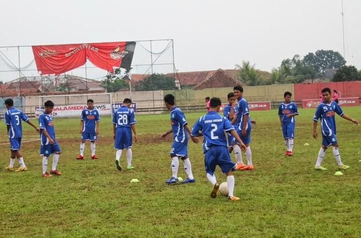 sepakbola cianjur