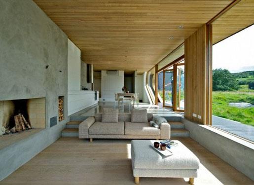 green housing, homw design