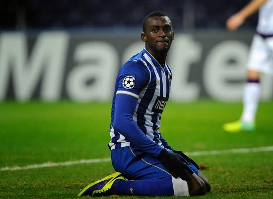 Jackson Martinez Porto Transfer Arsenal 20132014