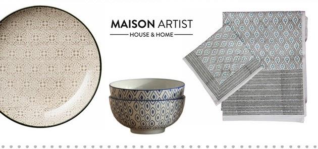 maison artist, tienda online, decoración nórdica