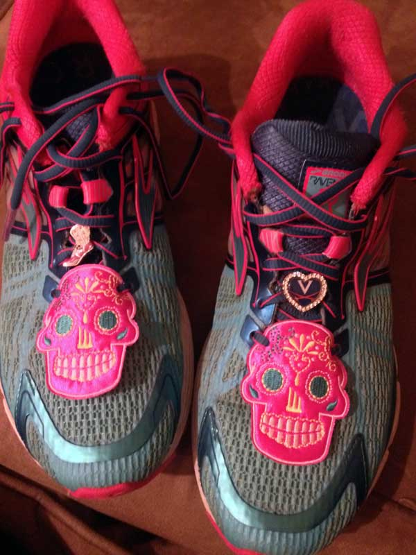 Happy Skull Shoes
