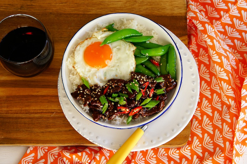 Seasaltwithfood: Stir-Fry Beef With Ginger And Soy Sauce