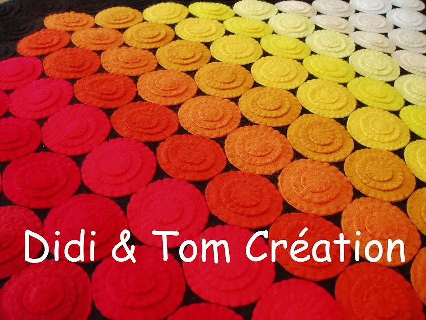 DIDI   et TOM CREATION