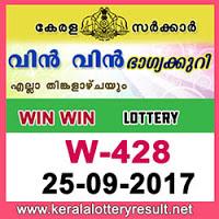 Win Win Lottery W-428