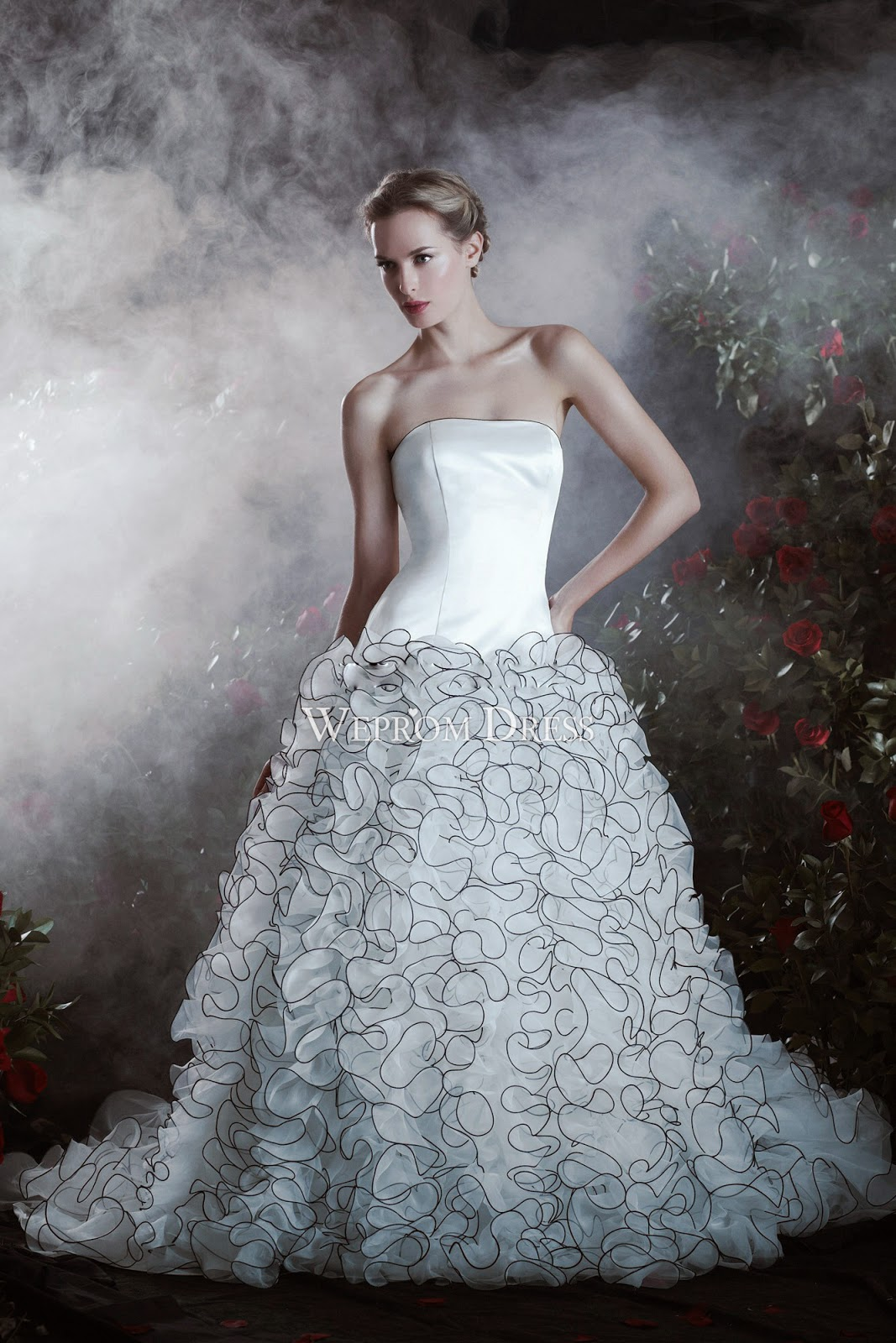 7 Different Types Of Wedding Dresses Every Bride Should Have A Look ...