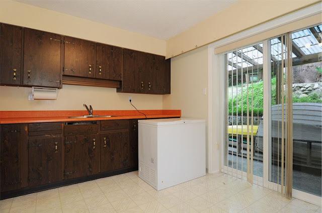 Current Downstairs Kitchen