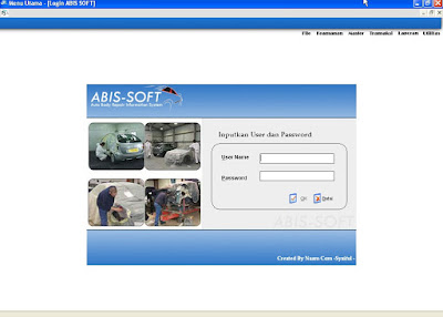 Login Auto Body Repair Software