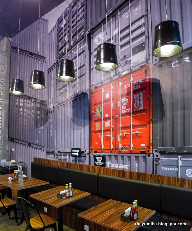 Metal Box Cafe, Empire Damansara