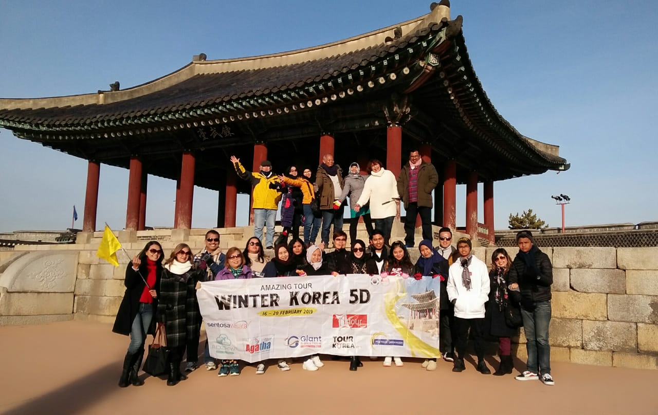 OPEN TRIP KOREA 16 - 20 FEB 2019