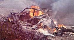 Primera montura de Chatriot. Destruida por el fuego en el rally de Garrigues de 1985. Decoraci