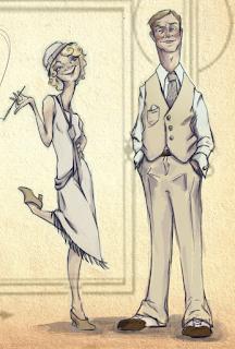 Jay Gatsby Daisy Buchanan The Great Gatsby