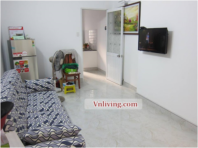 Private serviced apartment 1 bedroom for lease in Nguyen Thi Minh Khai , Dist 1