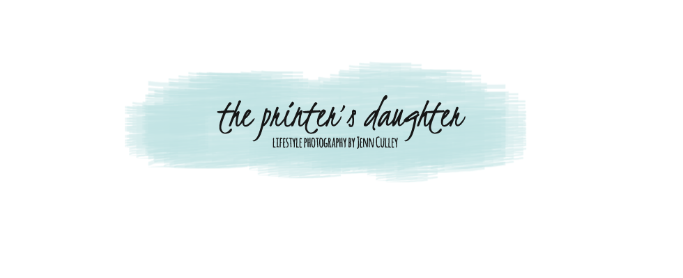 The Printer's Daughter