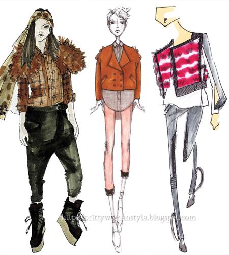 Есен 2011 цветове за мъжка мода