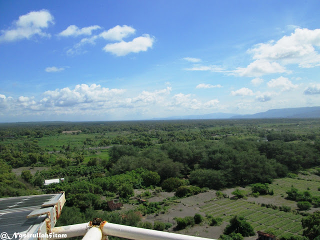 Pemandangan dari atas Mercusuar