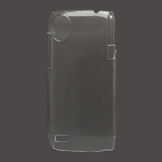Slim Clear Crystal Case for HTC Desire V T328w Desire X T328e