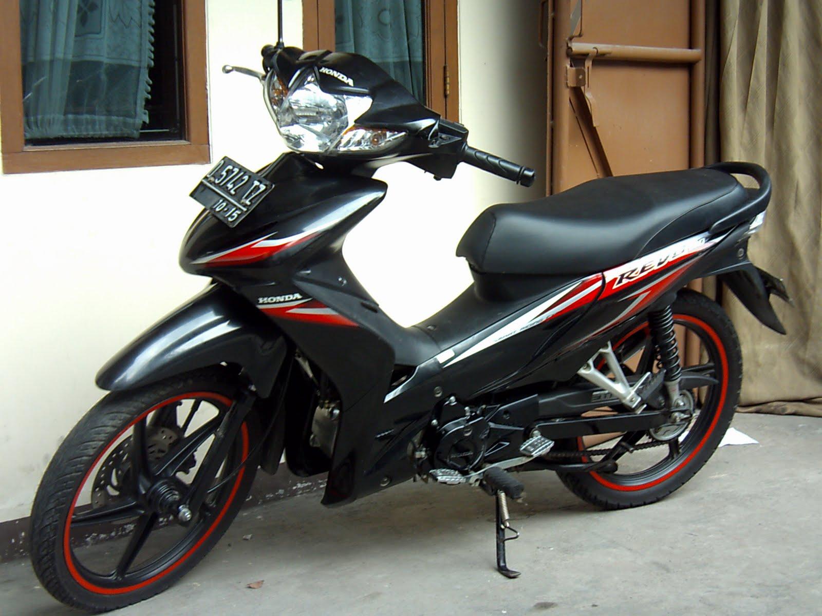 Motor Honda Dijual