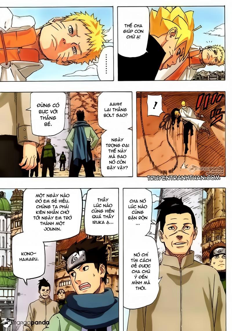 Naruto Chap 700 - Trang 15
