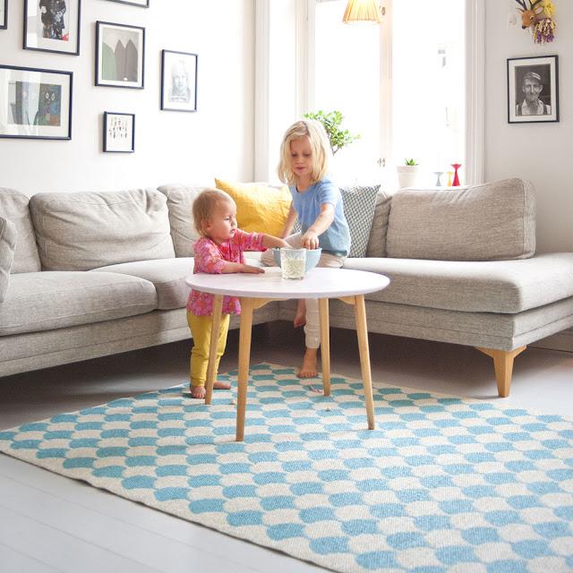 alfombra vinilica deco