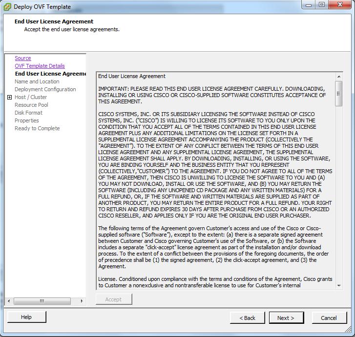 Hostile Coding: VMware: How to install Cisco Nexus 1000v - Part1