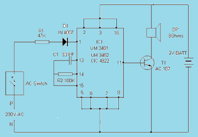 Marvelous Simple Polyphonic Doorbell Circuit Diagram Diagram And Circuit Wiring Digital Resources Minagakbiperorg