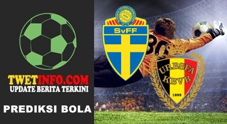 Prediksi Sweden U19 vs Belgium U19