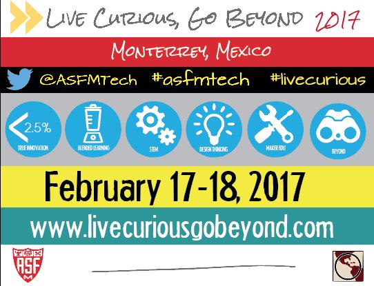 Live Curious 2017