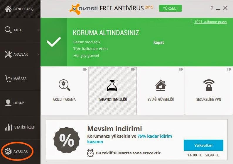 anti-virüs
