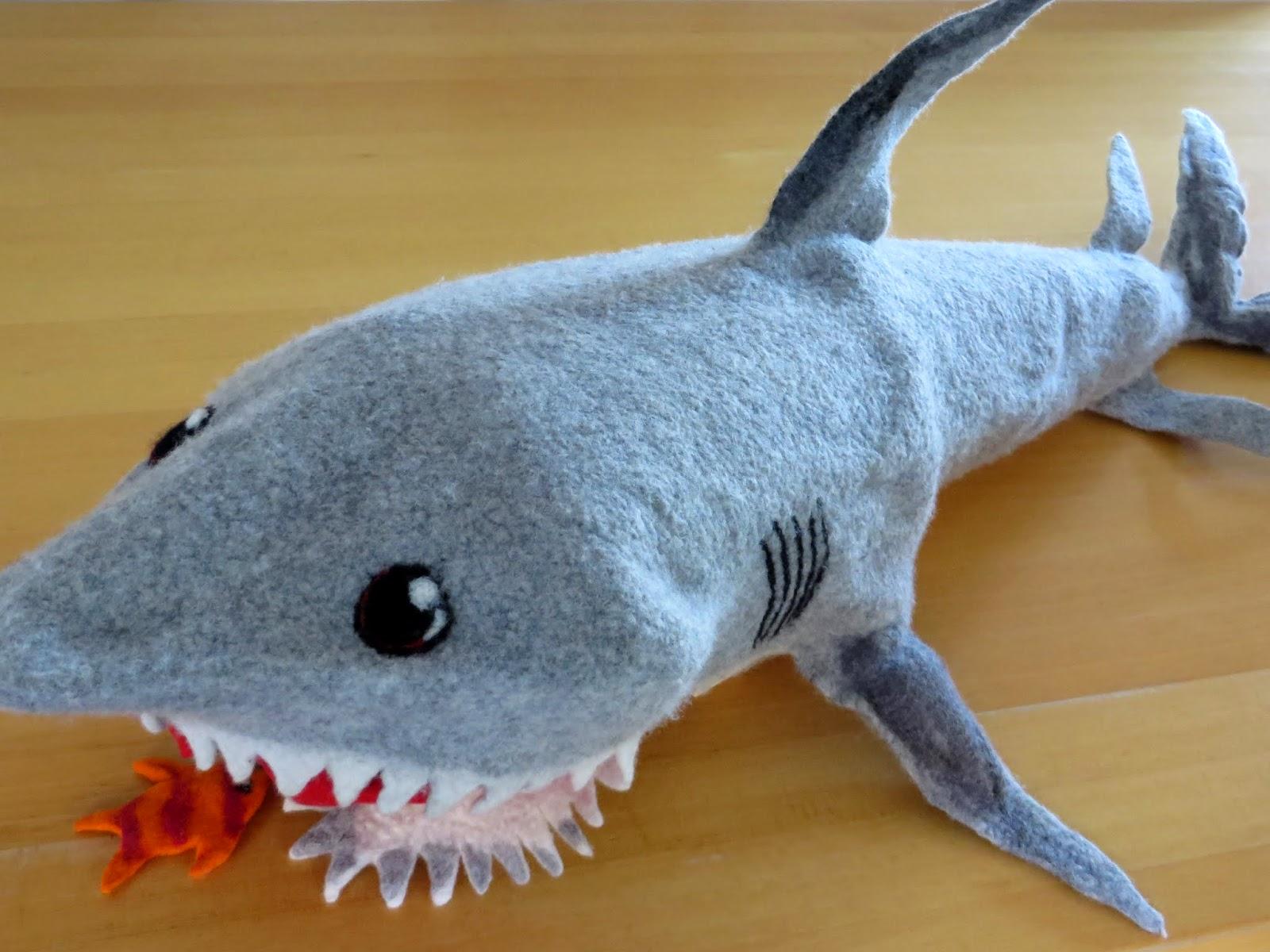 Aber Der Kleine Bruder Hat Sich Trotzdem Riesig über Den Schultütenhai  Gefreut. Und Das Tolle Daran Ist, Wir Werden Den Hai Ausstopfen Und Dann  Kann Man Mit ...