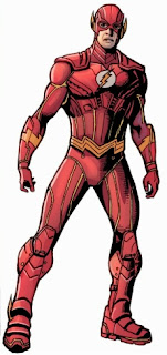 The Flash from Injustice: Gods Among Us #13