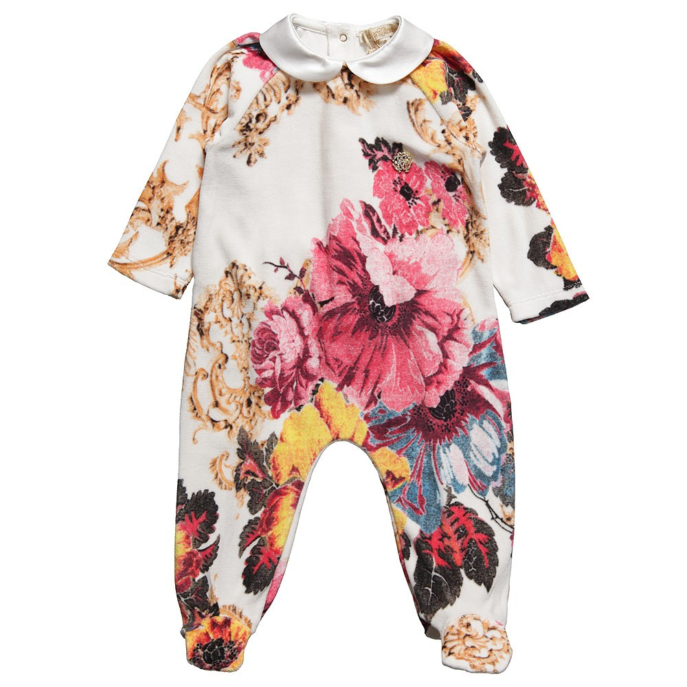 Designer Baby Roberto Cavalli Fall Floral