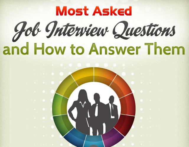 साक्षात्कार में सवालों का जवाब कैसे दें
