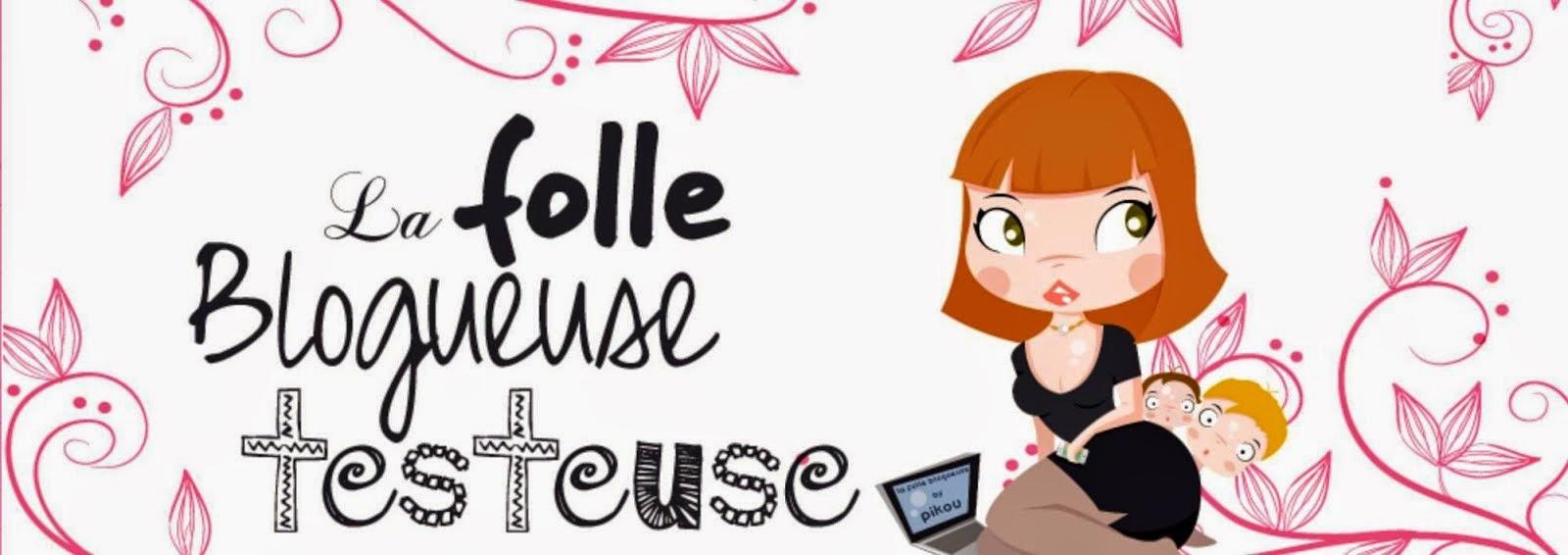La Folle Blogueuse